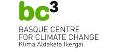 Basque centre for climate change logo